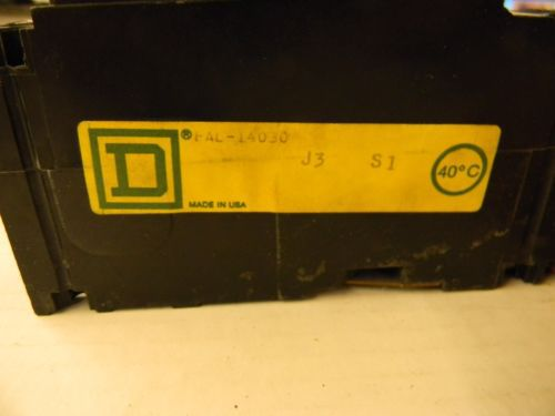 SQUARE D FAL14030 FAL 14030 CIRCUIT BREAKER 30AMP, US $9.99 – Picture 2