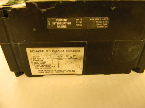 SQUARE D FAL14030 FAL 14030 CIRCUIT BREAKER 30AMP, US $9.99 – Picture 3