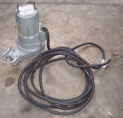 Flygt 3068.180 submersible pump