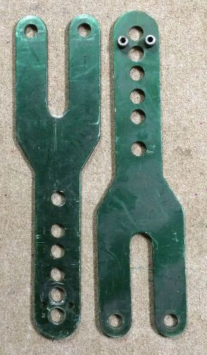 Greenlee upper and lower connecting bar set