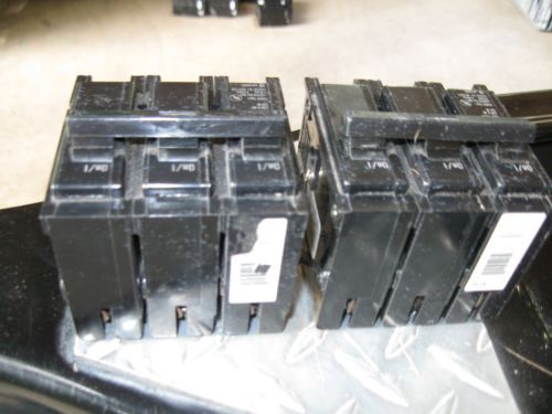 Challenger C330- 30 Amp 3 Pole 240 Volt Breakers(lot of 2), US $49.00 � Picture 3