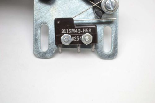 NEW HONEYWELL 311SM43-H58 LIMIT 125V-AC 1A AMP SWITCH B478315, US $10.00 � Picture 2