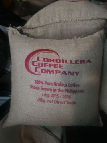 God grown green coffee beans 100% pure arabica