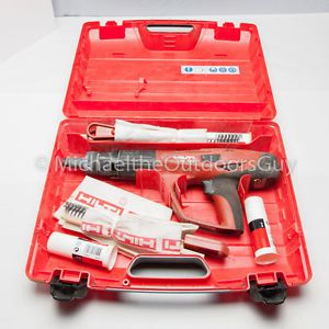 Hilti DX 460 Powder Actuated Tool w/Case & Accessories DX460 Great Condition � Picture 2