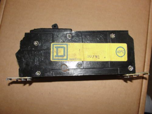 SQUARE D  CIRCUIT BREAKER  60 AMP 3 POLE USED – Picture 4