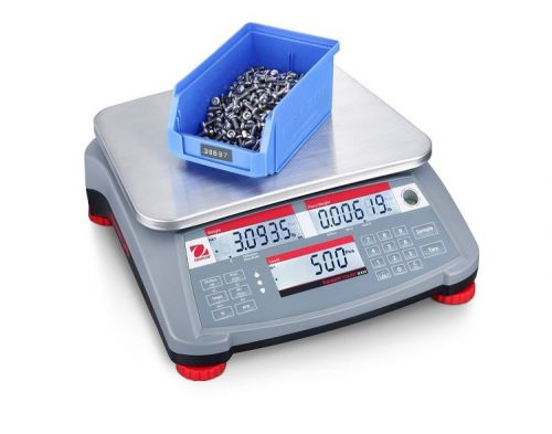 Ohaus ranger� 3000 counting scales - rc31p30 am, 60 x .002 lb (30031791)