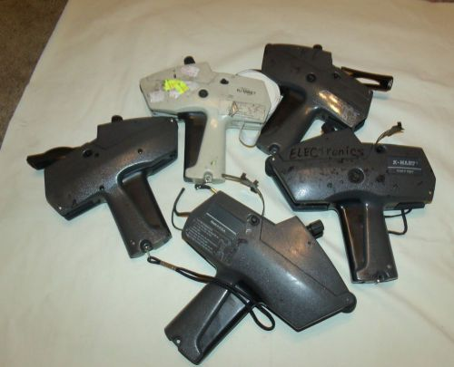 5 pricing guns for parts