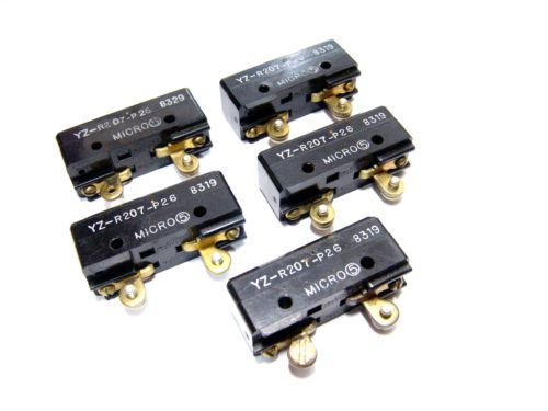 Lot of 5pcs HONEYWELL MICROSWITCH Pin Plunger YZ-R207-P26 SPDT Phenolic Switch, US $17.00 � Picture 4