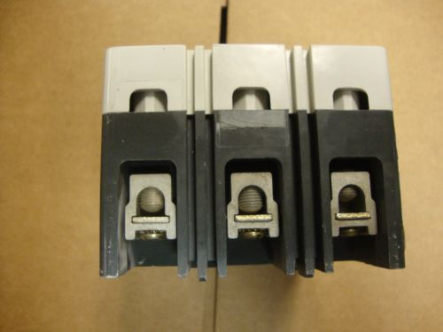 CUTLER HAMMER ED3100 3 POLE 100 AMP 240 VOLT 65K CIRCUIT BREAKER USED, US $200.00 – Picture 3