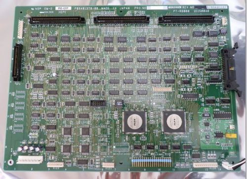 Pio-ctp board for pt-r 8000 ctp platesetter used