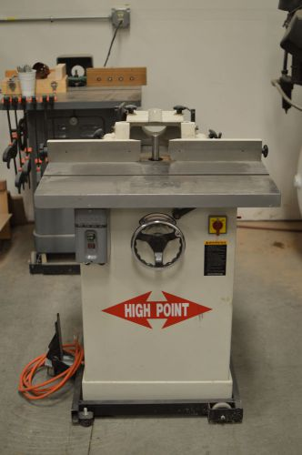 "High point shaper  1"" spindle"