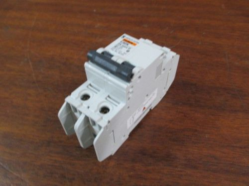 New merlin gerin multi 9 c60n3a type d 240vac 60155