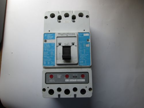 Westinghouse 400 AMP Circuit Breaker 600vac � Picture 2