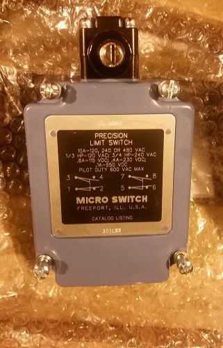 Nib honeywell precision limit switch 301ls2 1309