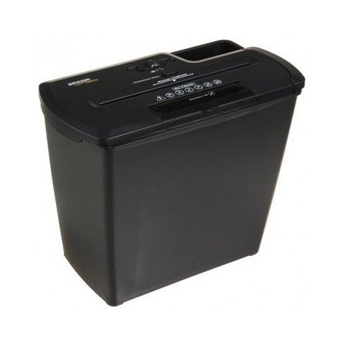 Sheet Strip-Cut Cross Paper CD Credit Card Shredder/ Basket Office Equipment, US $39.99 � Picture 1