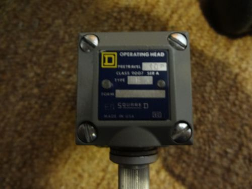 NEW SQUARE D C52B2 SER.A NEW!! CLASS 9007 1N.O./1N.C. LIMIT SWITCH � Picture 2