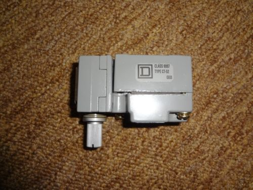 NEW SQUARE D C52B2 SER.A NEW!! CLASS 9007 1N.O./1N.C. LIMIT SWITCH � Picture 4