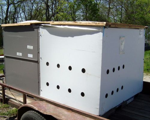 ICP CARRIER 10 TON PACKAGED AC UNIT W/ GAS HEAT, 460V 3 PH