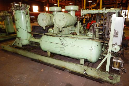 1997 sullair ts-32-600 / 600 hp air compressor