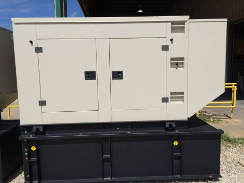 50 kw industrial / commercial / residential generator