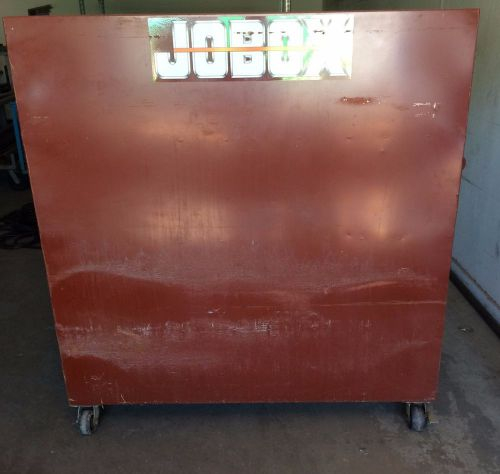 Jobsite rolling clam shell cabinet model #692990