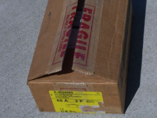 New In Box Square D 60 Amp 2 Pole Breaker (EJB24060) Free Shipping, US $140.00 – Picture 3