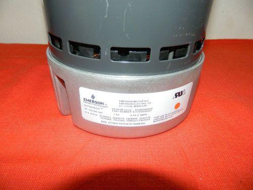 Goodman 0131m00271 blower motor 3 4 hp variable speed ecm for Emerson ultratech variable speed motor