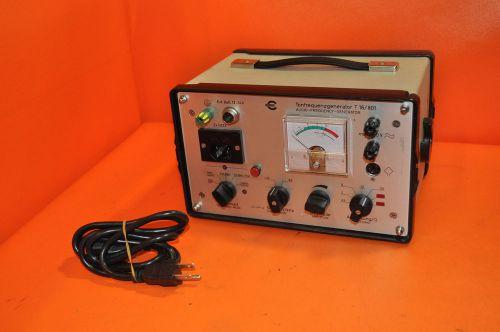 Audio Frequency Generator Signal T 16/801 Tonfrequenzgenerator TON