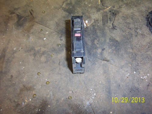Square d ~ qo ~ 30 amp single pole ~ snap in circuit breaker