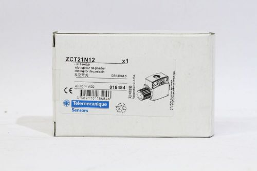 Telemecanique sensors zct21n12 | limit switch body