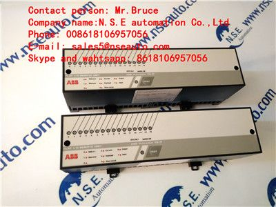 Abb ao810 100% new and origin  i/o systems for field installation  elecrical engineering  plc and i/o systems processor unit