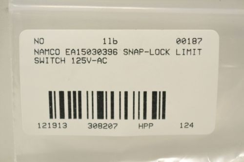 NEW NAMCO EA15030396 SNAP-LOCK LIMIT SWITCH 125V-AC B308207, US $23.75 � Picture 4