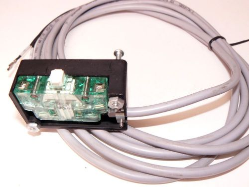 LIMIT SWITCH WITH WIRING ARBURG INJECTION MOLDING, US $15.00 � Picture 1