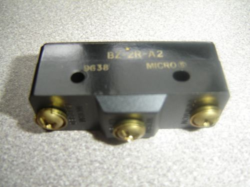 Microswitch selecta switch bz-2r-a2-bg pin plunger switch spdt nos