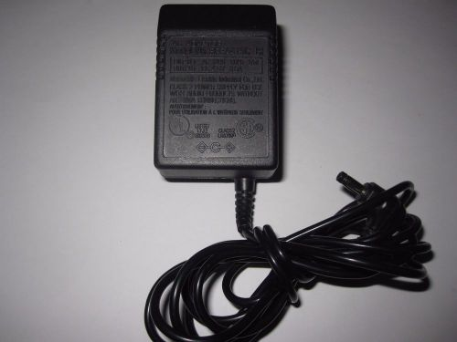 Matsushita #rfea415c - adapter;  in:120v 60hz; out:4.5v 0.6a