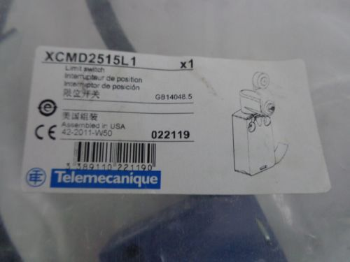 TELEMECANIQUE XCMD2515L1 Limit Switch, New in Package, US $100.00 � Picture 2