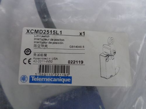 TELEMECANIQUE XCMD2515L1 Limit Switch, New in Package, US $100.00 � Picture 6
