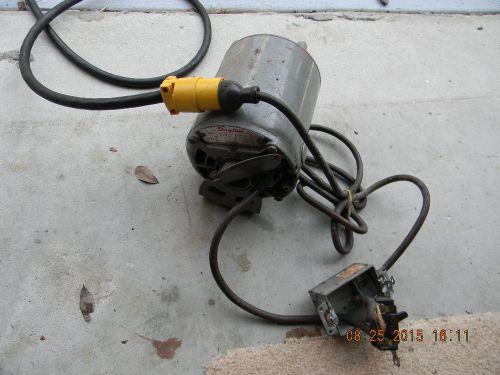 Emerson Icp Heil 1  3 Condenser Fan Motor K55hxjyj