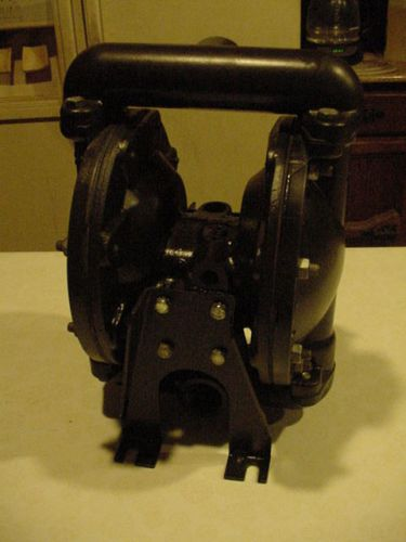 "Aro 1"" aluminum diaphragm pump, mod.#666100-361-c, cleaned & tested, 2 available"