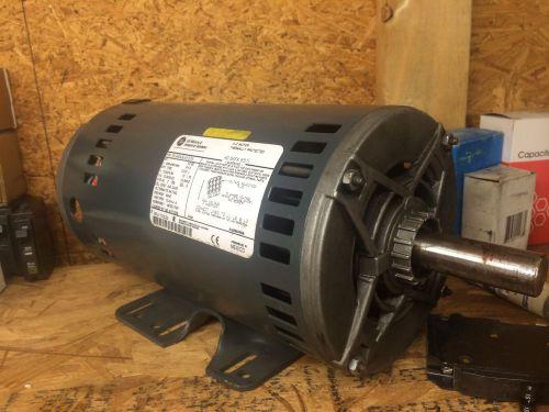 Carrier bryant payne hd60fk651 blower motor for Blower motor capacitor symptoms