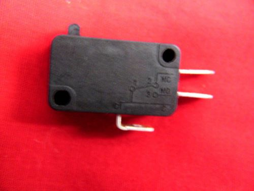 1 pc universal microwave oven door micro switch. 1no+1nc contacts. free shipping