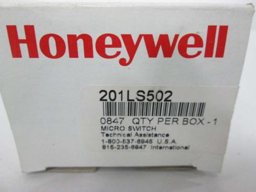 NEW HONEYWELL 201LS502 MICRO SWITCH LIMIT SWITCH 120V-AC 10A AMP D359647, US $23.75 � Picture 2