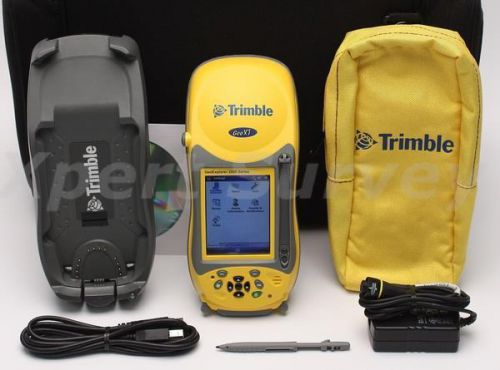 Trimble geo xt 2008 series geo explorer geographic information data collector