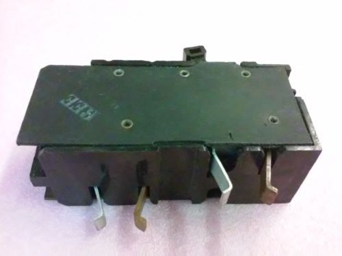 SQUARE D CO 30A 2 Pole Circuit breaker Type XO 120/240 VAC Issue No BK-91, US $24.48 � Picture 4