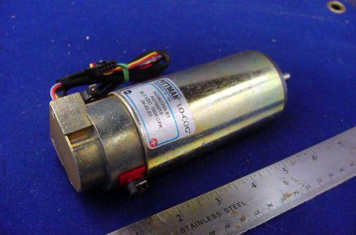GOOD USED PITTMAN LO-COG 33 3 VDC, 2,900 RPM SERVO MOTOR W