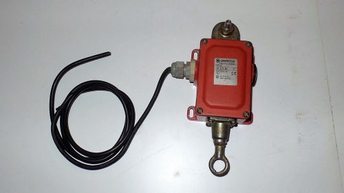 Bernstein classi rope pull safety switch sid-uv1 601.2431.883