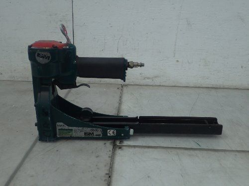 Used ac 100t a34 18mm pneumatic box stapler,boxyg