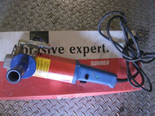 Suhner uxd 2 right angle high performance wet grinder stone polisher
