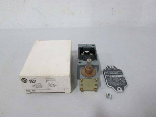 NEW ALLEN BRADLEY 802T-NPV OILTIGHT LIMIT SWITCH SER 1 D367328, US $109.43 � Picture 1