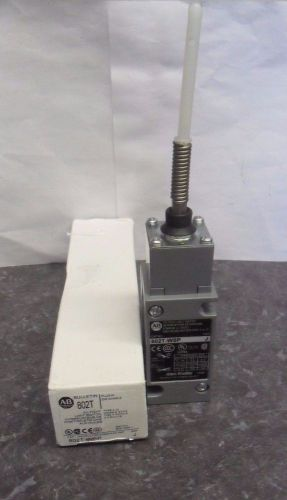 New allen bradley 802t-wsp oiltight limit switch w/ wobble stick series j nib